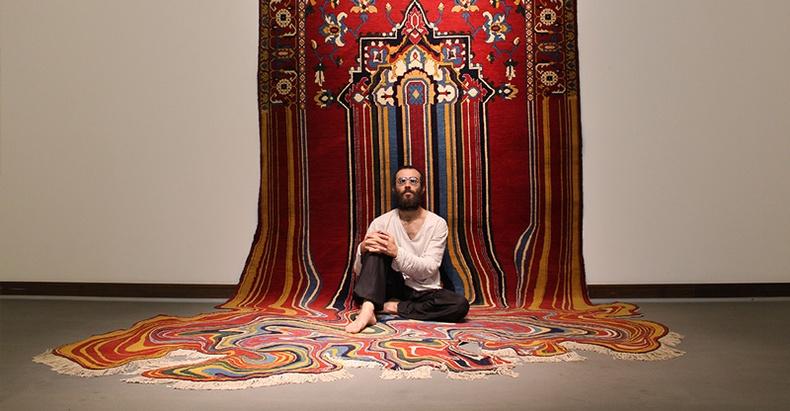 Хивс урлалын мастер Азербайжан эрийн бүтээлүүд