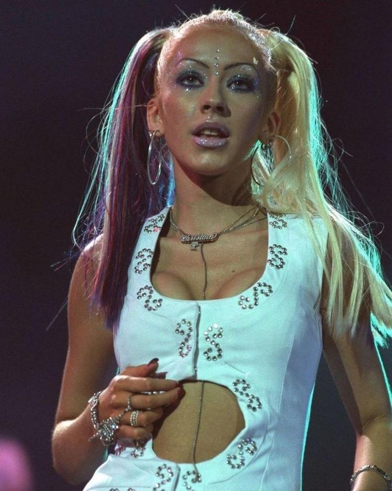 Кристина Агилера, 2000