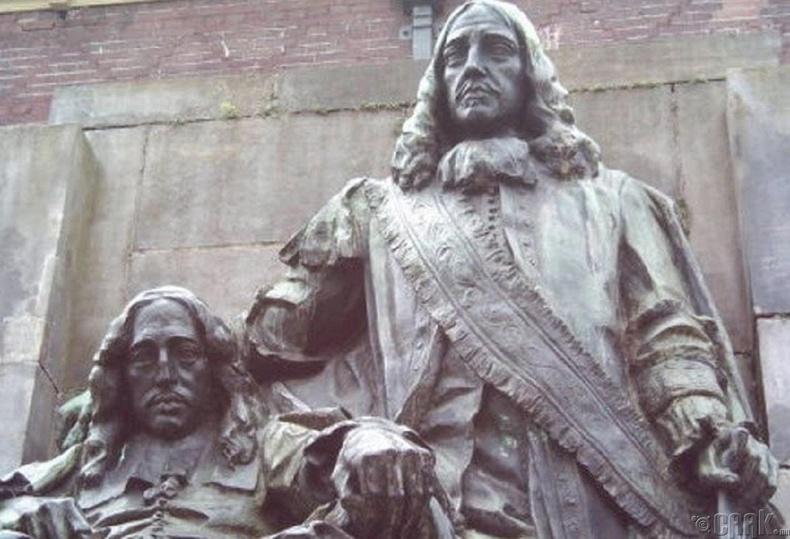 Ёхон болон Корнелл ди Витт нар ядуу тариачдын хоол болжээ