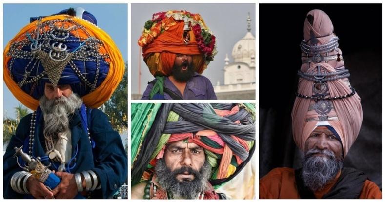 Энэтхэг эрчүүдийн толгойдоо зүүдэг алчуур ямар учиртай вэ?