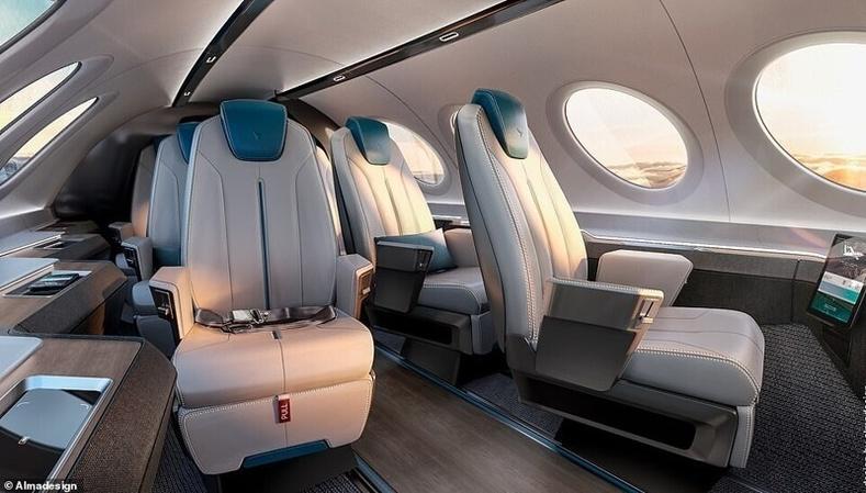 Ирээдүйн онгоц ямар харагдахыг Хамбург хотноо үзүүлжээ