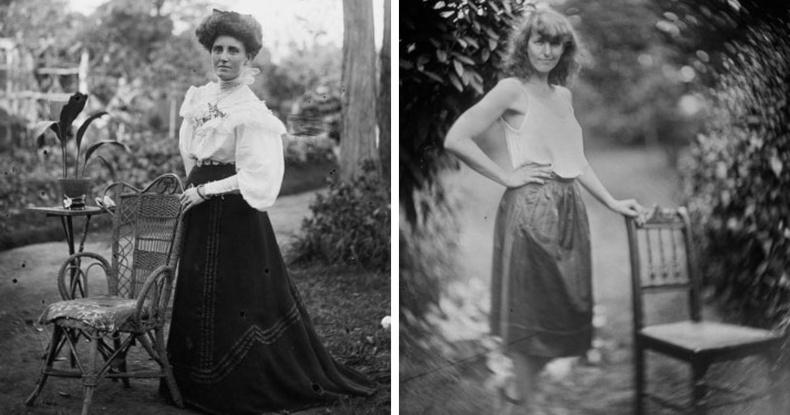 150 жилийн дотор хүмүүсийн загварыг хандлага хэрхэн өөрчлөгдөв?