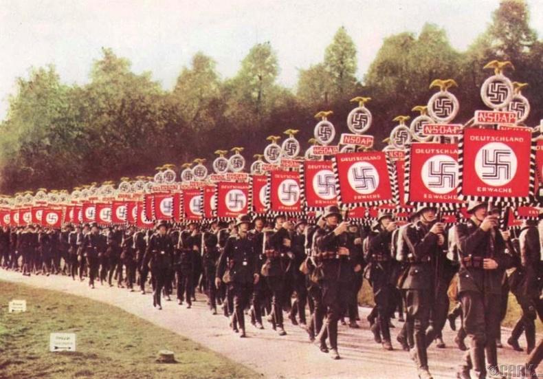 Цэргийн жагсаал - 1937 он