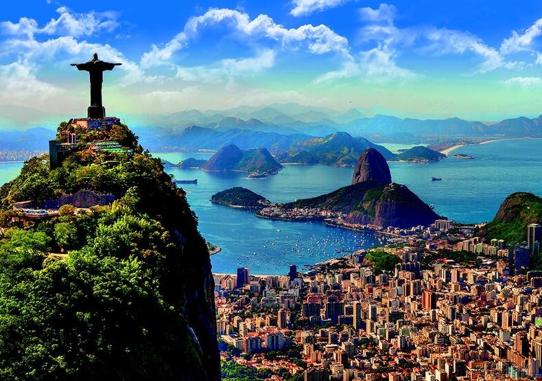 Рио де Жанейро, Бразил