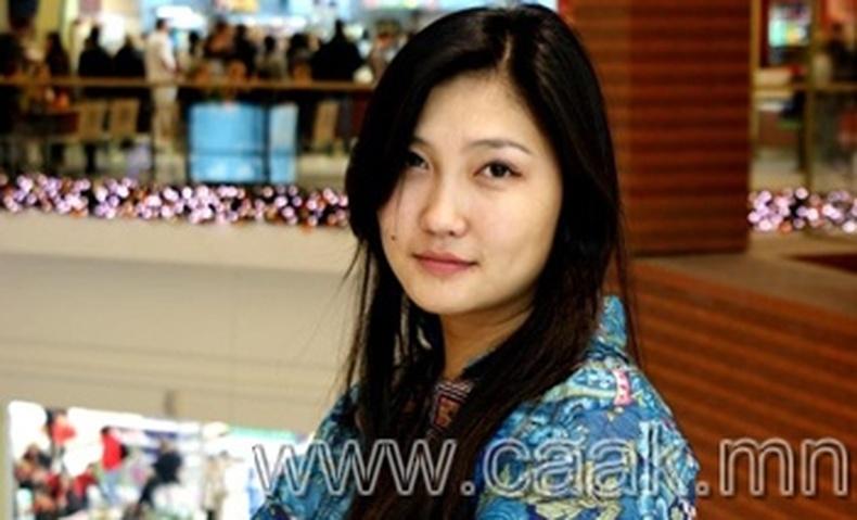 Монголын vзэсгэлэнт охид (88 фото) №91