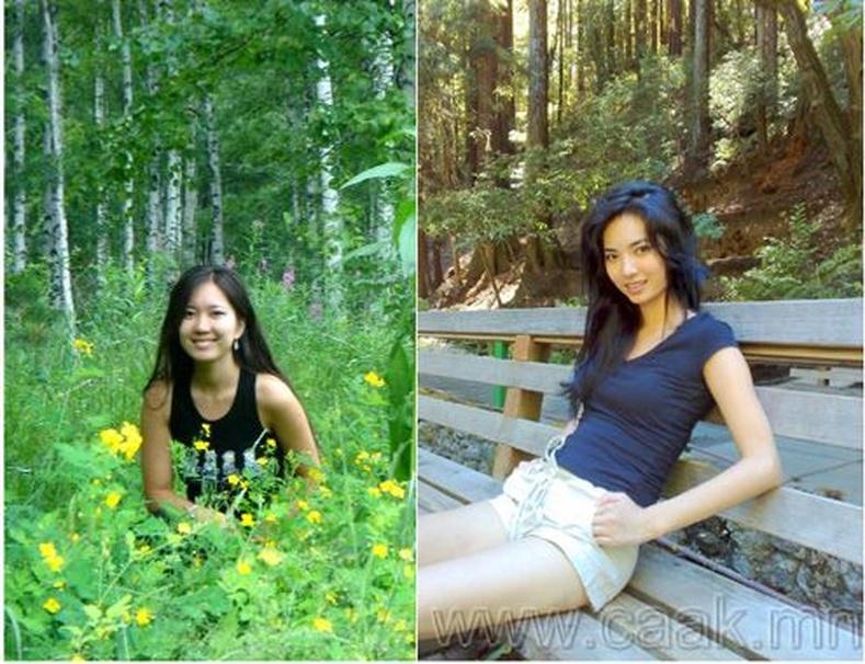 Монголын vзэсгэлэнт охид (76 Фото)