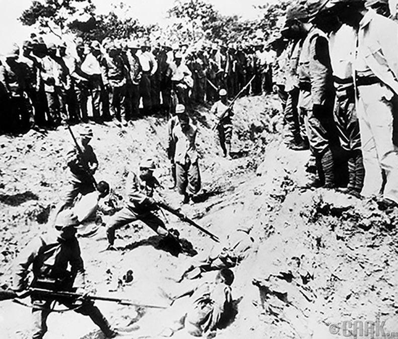 Нанжиний хядлага: 500 мянган хохирогч