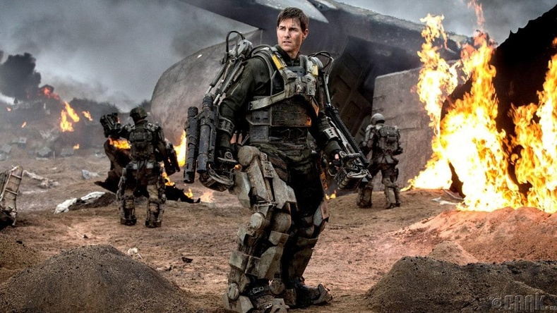 """Edge of Tomorrow"" 2014"