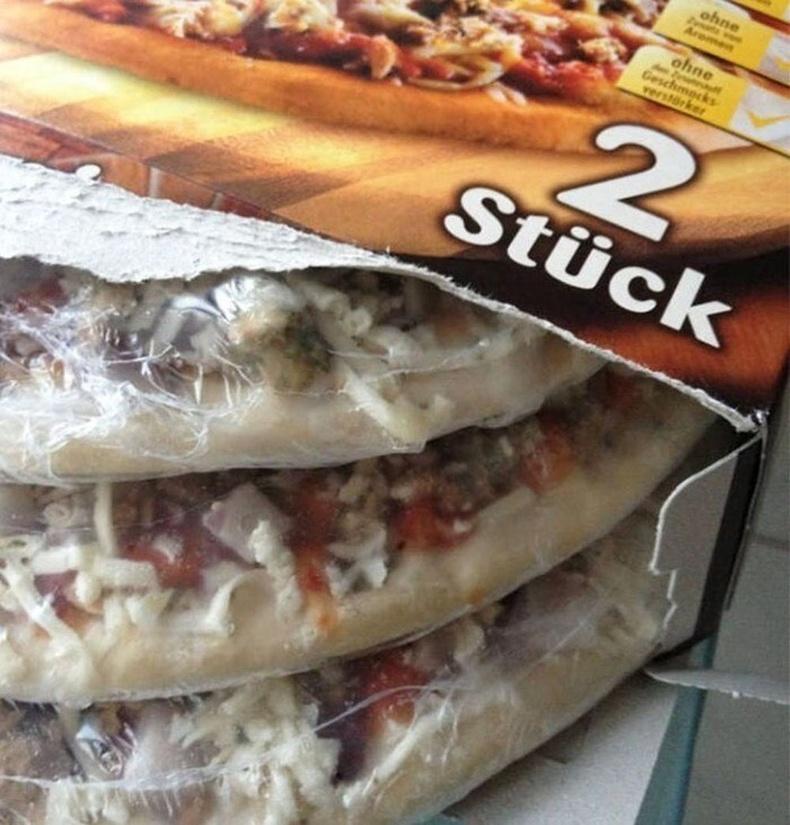 Оройн хоолондоо пиццанууд