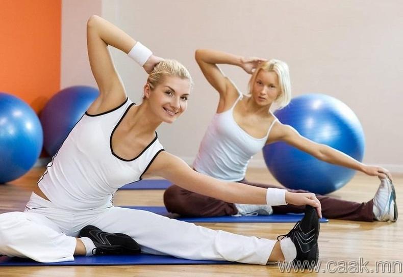 Биеийн хөдөлгөөн, дасгал
