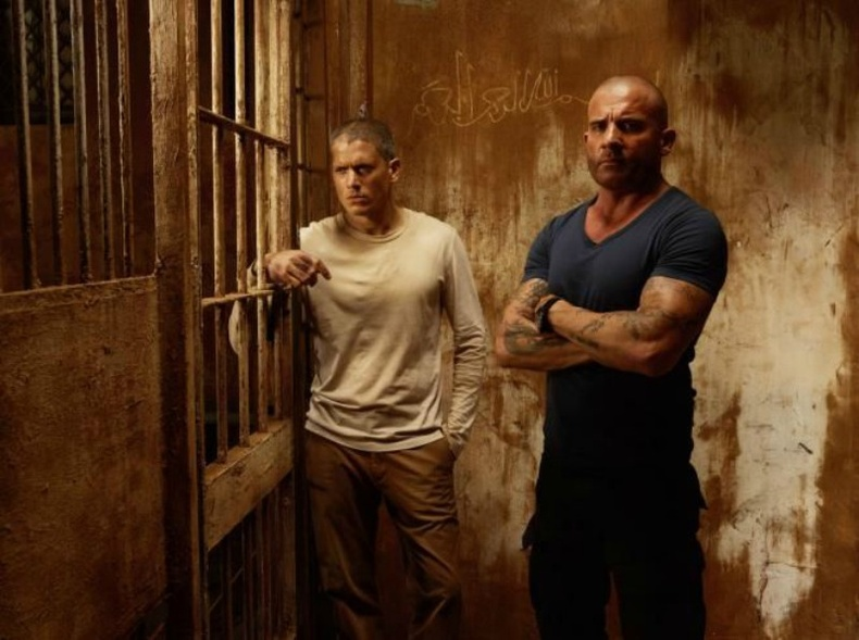 """Prison Break""  (5 улирал)"