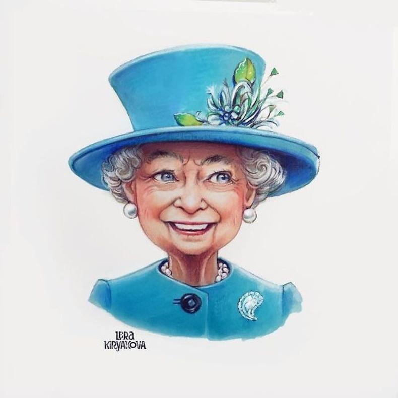 Хатан хаан Элизабет (Elizabeth II)