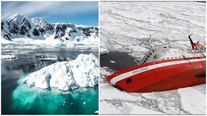 Хамгийн нууцлаг тив болох Антарктид таны төсөөлж байснаас тэс өөр