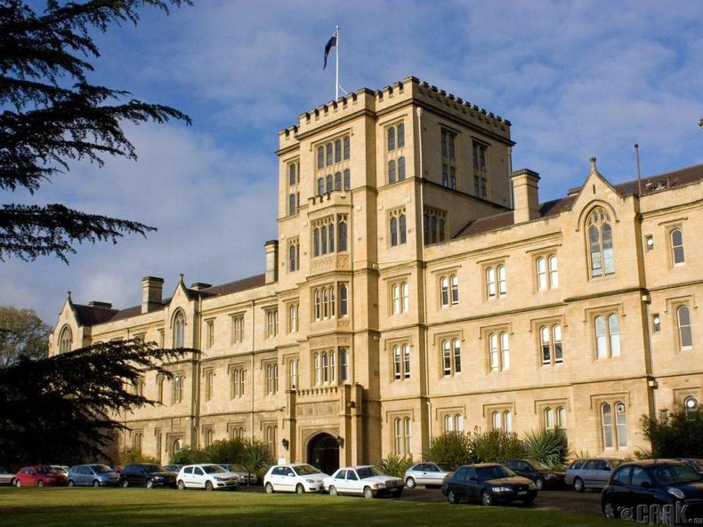 Мельбурны их сургууль (The University of Melbourne), 83.1
