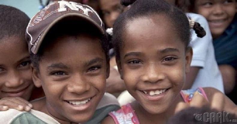 Доминикан дахь Гуэвэдосууд (Guevedoces)