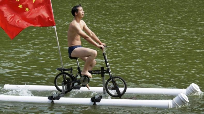 Жирийн Хятад иргэдийн сэтгэж хийсэн итгэмээргүй зүйлс (30+ фото)