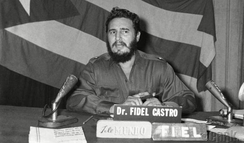 Америк - Кубийн харилцааг сүйтгэсэн цагийн бүсийн эндүүрэл