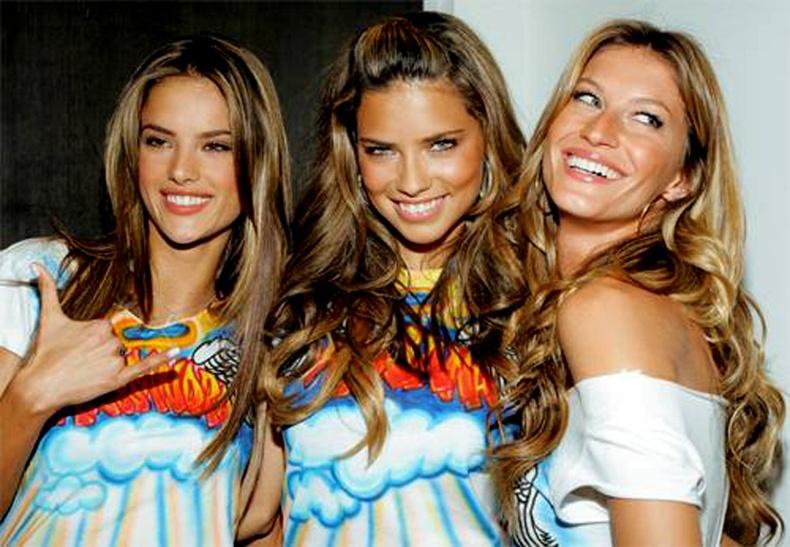 """""""Victoria Secret""""-ийн үе үеийн үзэсгэлэнтэй сахиусан тэнгэрүүд"""