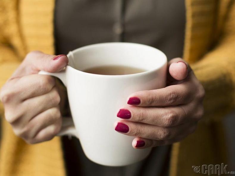 Хорт бодис хэрхэн цайнд ордог вэ?