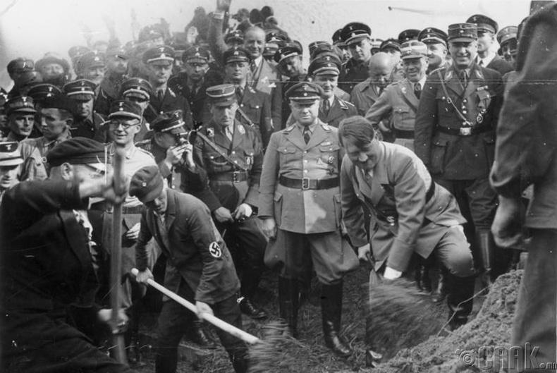 Нацистуудын бодлого хэрэгжилтийн нөлөө