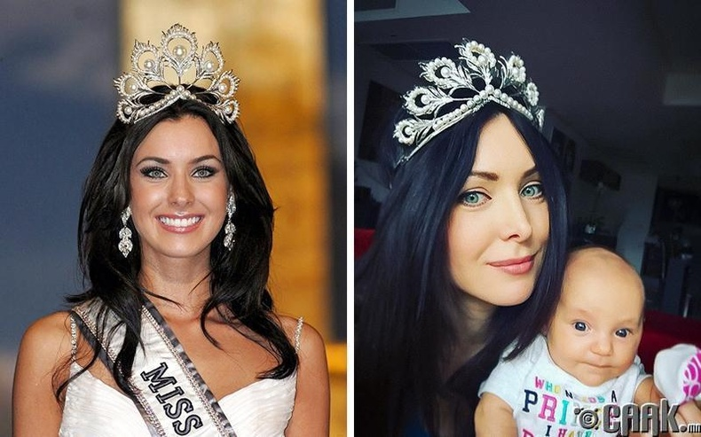 "Наталья Владимировна Глебова, Канад (Natalia Vladimirovna Glebova) ""Miss Universe - 2005"""