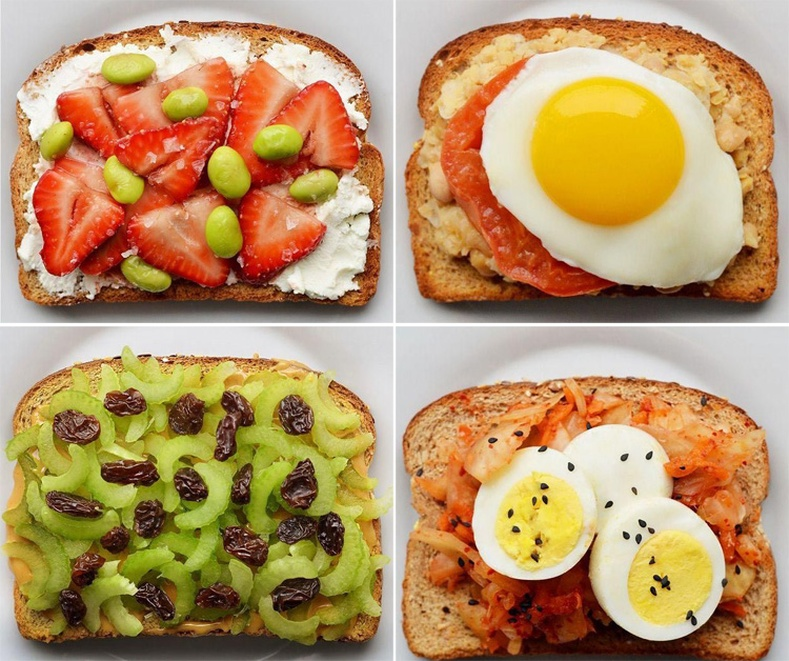 Тэжээллэг, эрүүл өглөөний хоол бэлтгэх аргууд