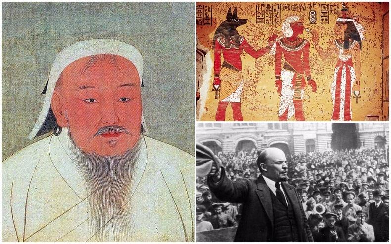Хүчирхэг 10 эзэнт гүрний мөхлийн шалтгаан