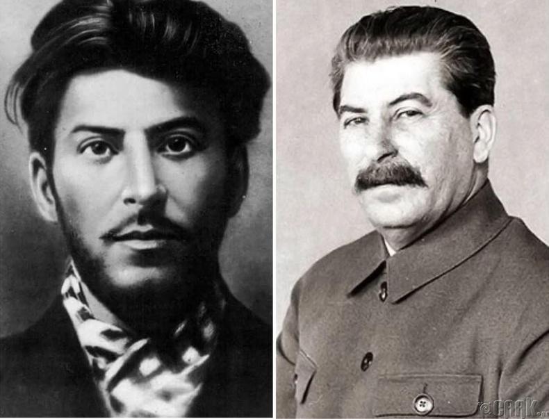 ЗХУ-ын удирдагч Иосиф Сталин