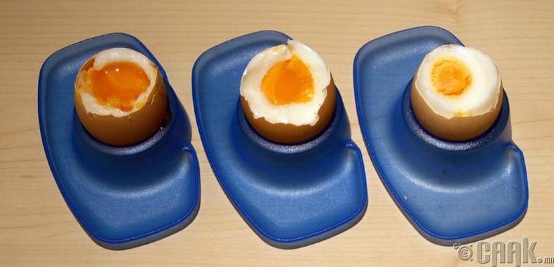 Чанасан өндөг
