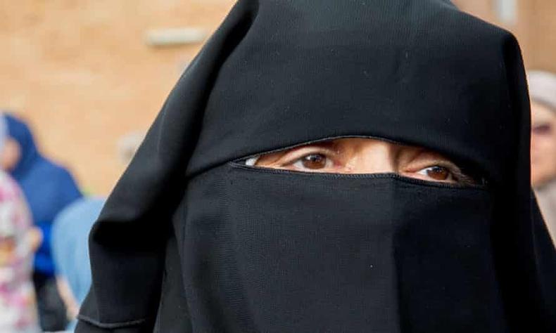 Никаб (Niqab)