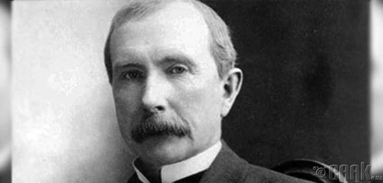 Жон Дэвисон Рокфеллер (John D. Rockefeller)