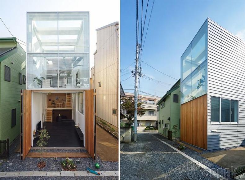 """""""Кавасаки""""-гийн  байшин"""