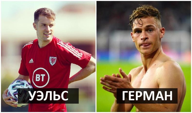 """""""Евро 2020""""-ийн хамгийн дур булаам хөлбөмбөгчид"""