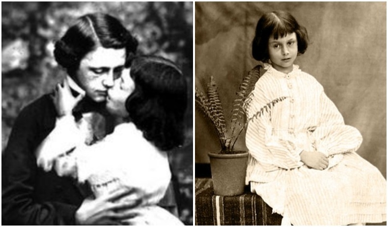 """Льюис Кэрролын нууцхан хайр буюу """"Алиса гайхамшгийн оронд"""" зохиолын жинхэнэ түүх"""