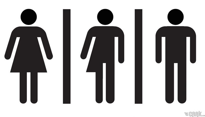 Трансжендеризм нь маш ховор тохиолддог