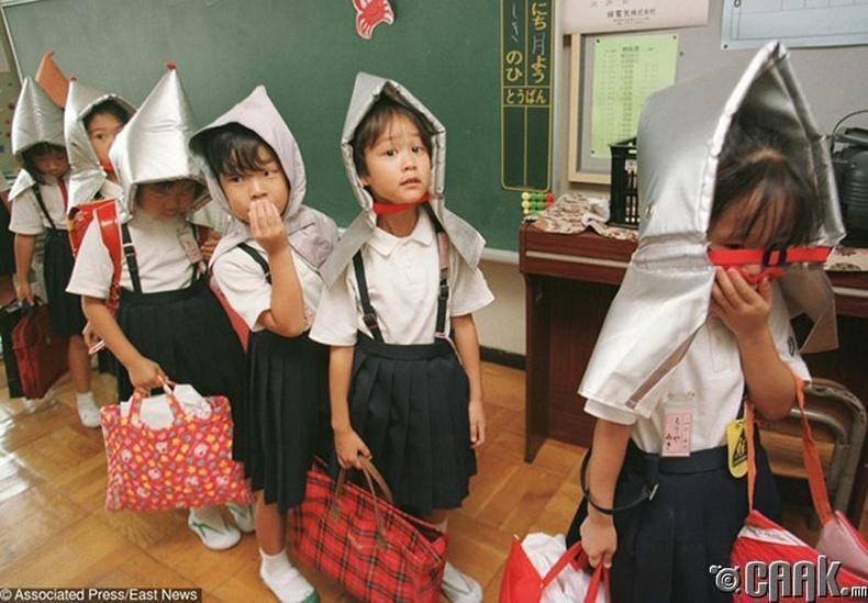 Япон: Хамгийн эрүүл хүүхдүүд