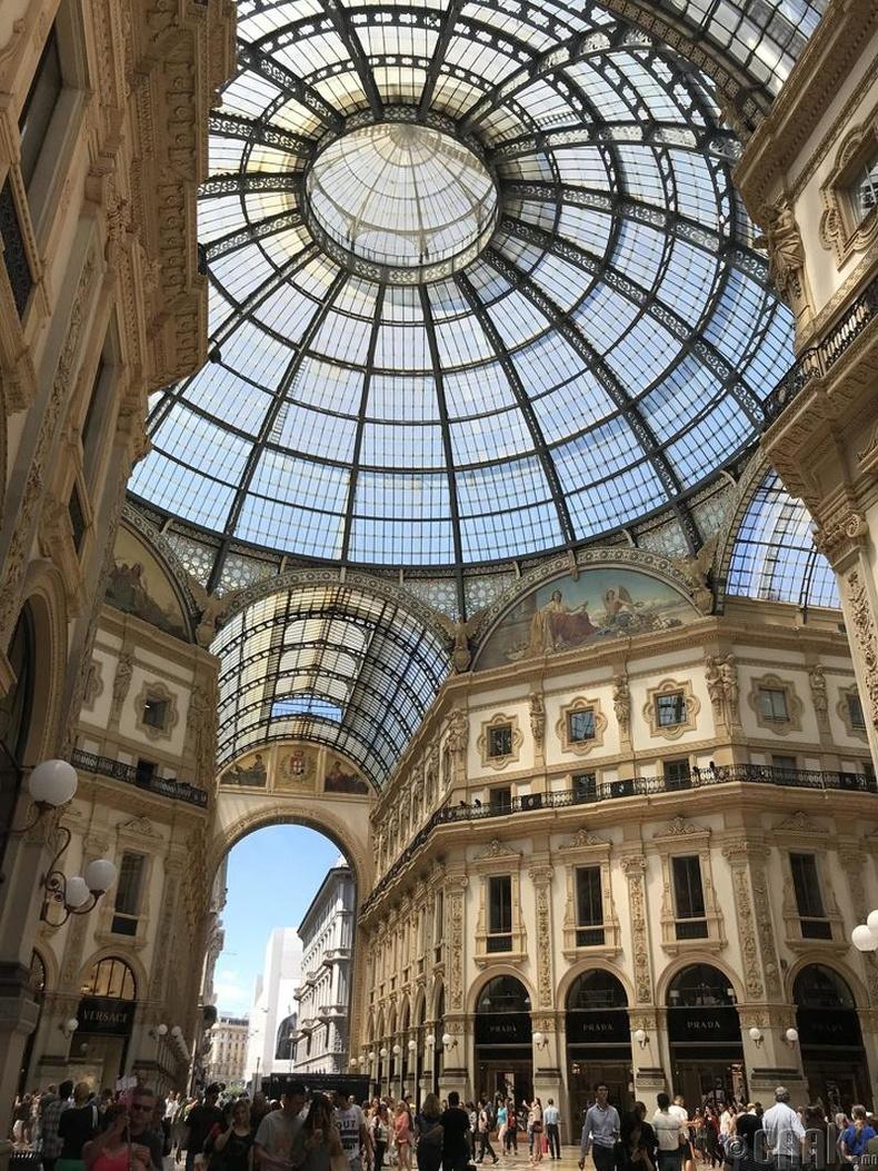 Итали дахь жирийн худалдааны төв