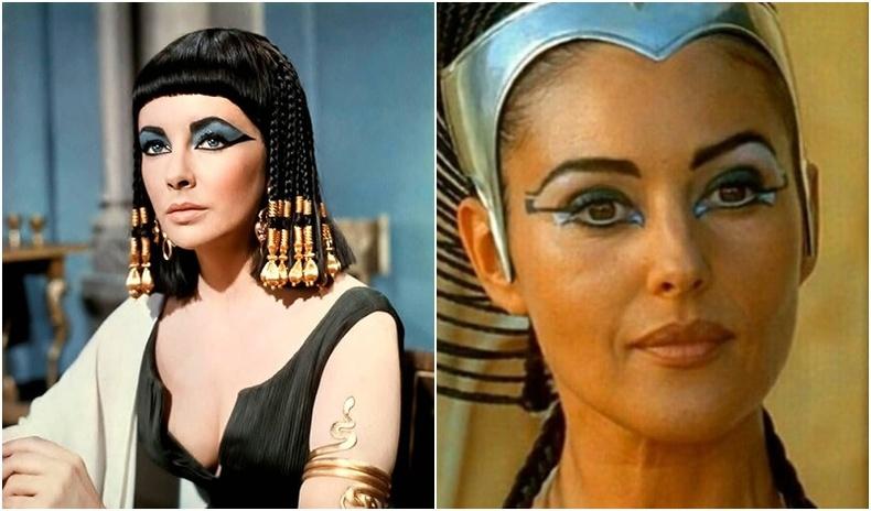 Клеопатра хатны дүрийг дэлгэцнээ амилуулсан 20 жүжигчин