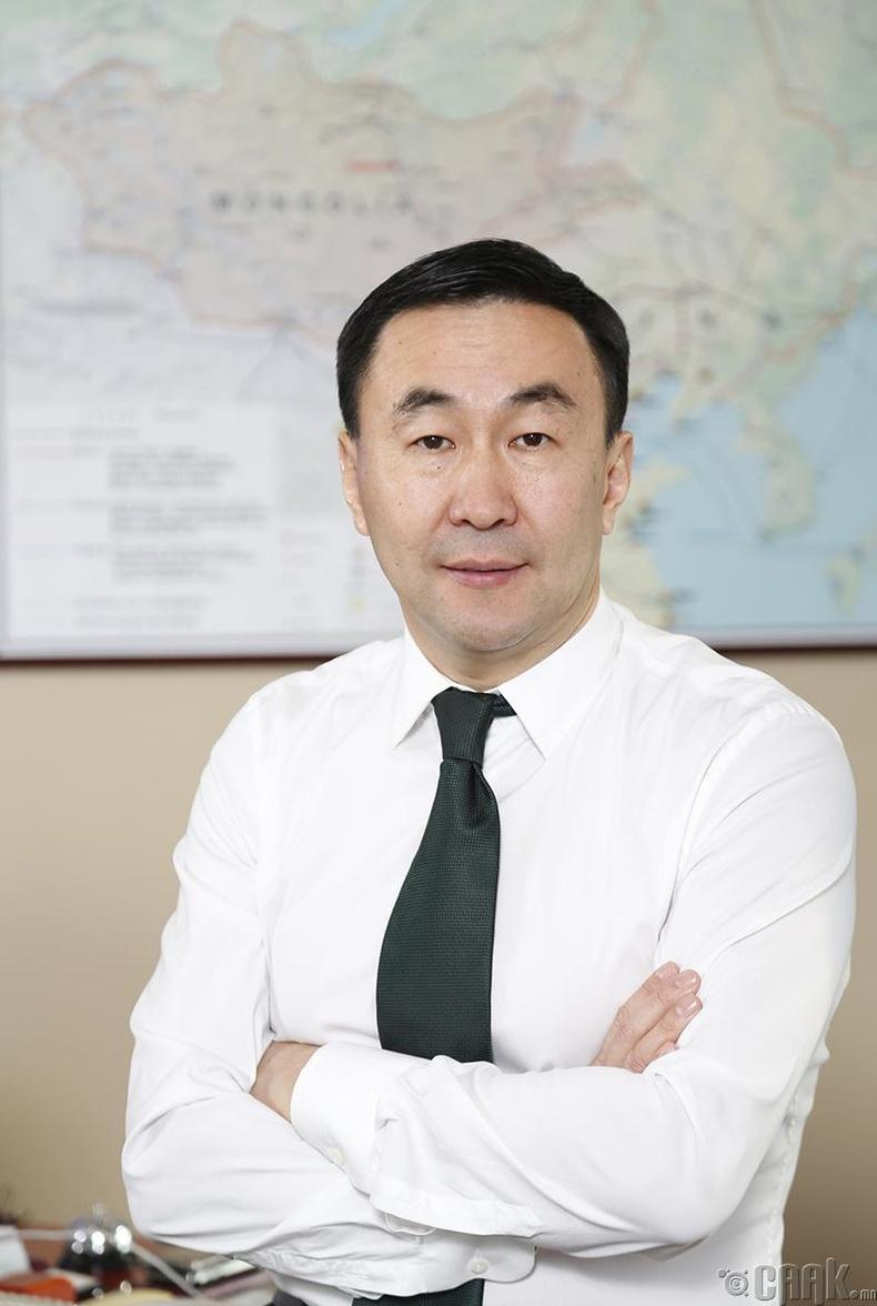 Жамбалжамцын Оджаргал - 2.6 тэрбум доллар