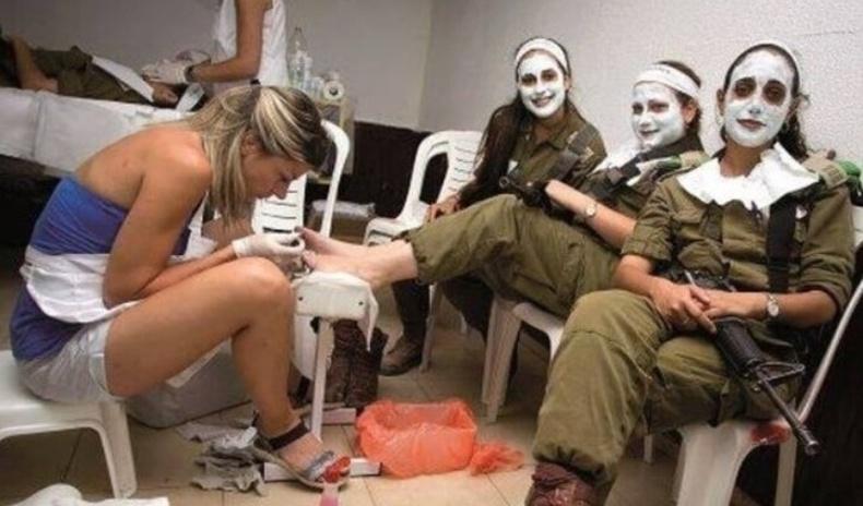 Зөвхөн Израильд харж болох зүйлс