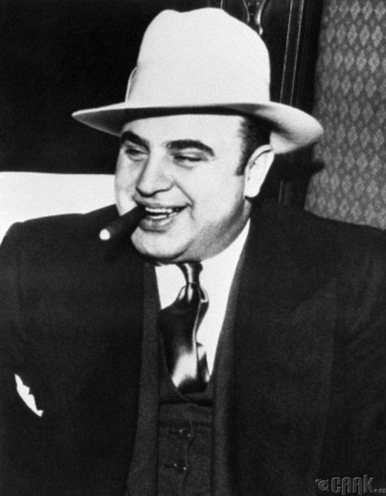 Эль Капоне (Al Capone)
