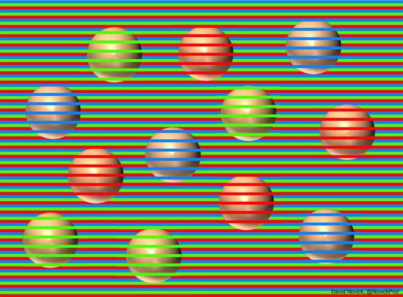 Бүх бөмбөлөгнүүд ижилхэн өнгөтэй байгаа