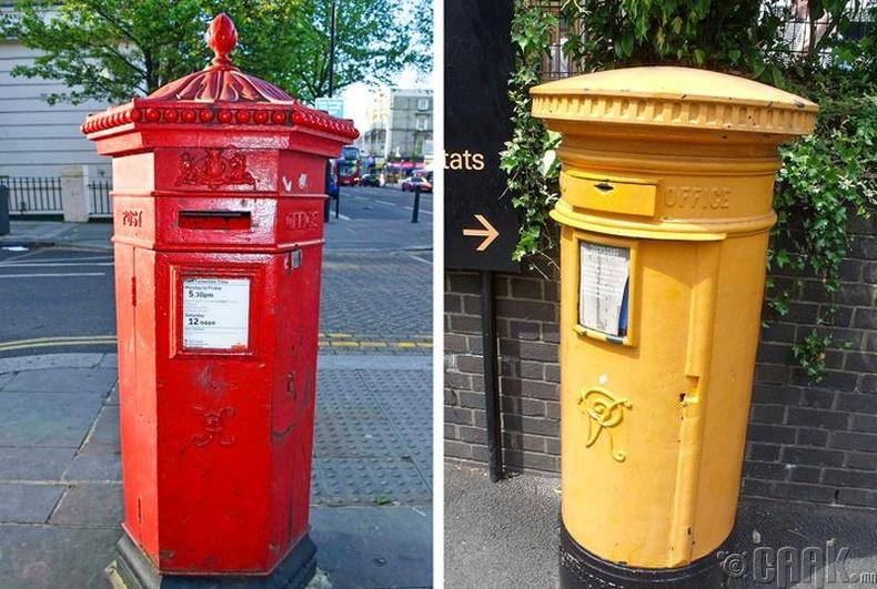 19-р зуунд Лондонд өдөрт 12 удаа шуудан тараадаг байжээ