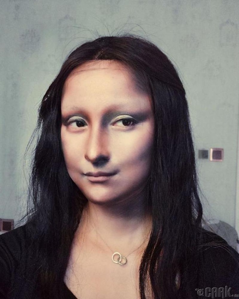 Домогт Мона Лиза (Mona Lisa)