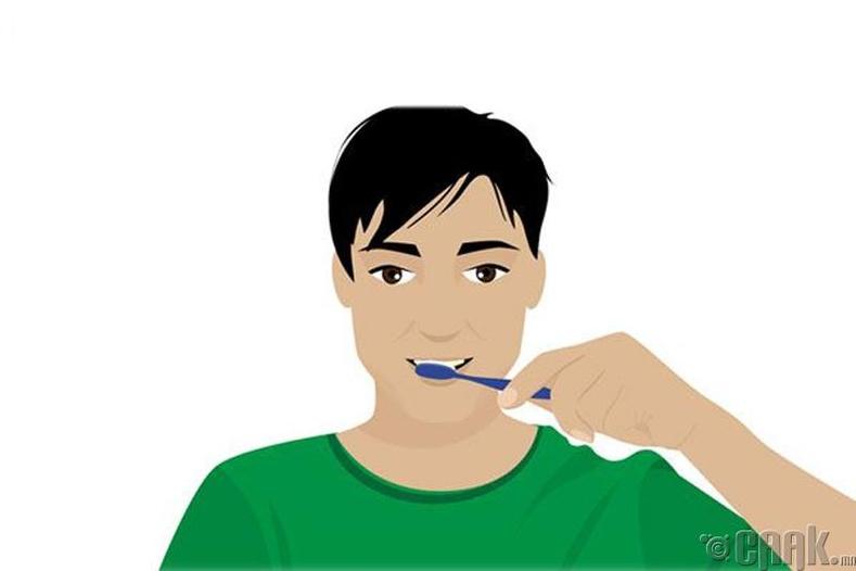 Шүд цайруулах