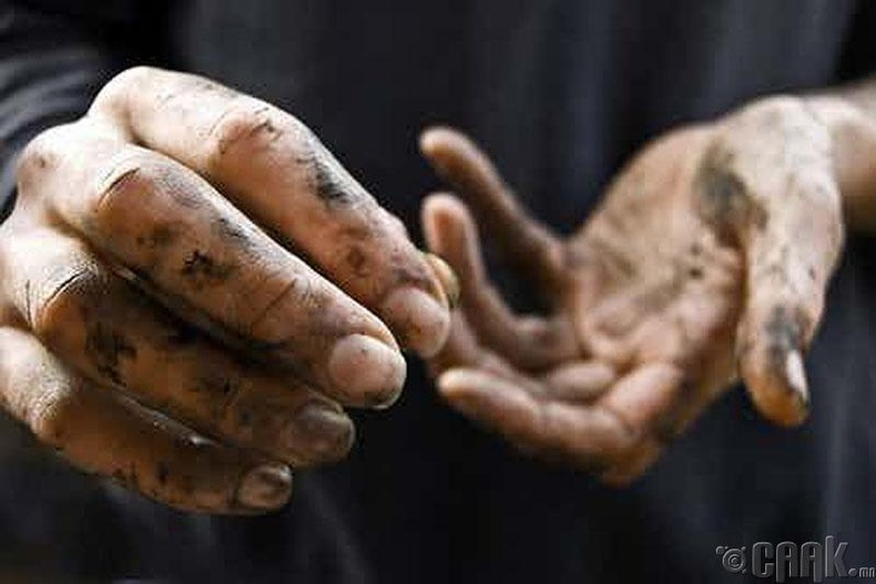 Гараа угаалгүй хоол хийж өгдөг