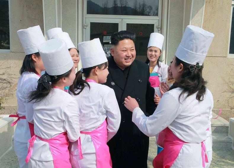 Таны хэзээ ч харж байгаагүй Хойд Солонгос