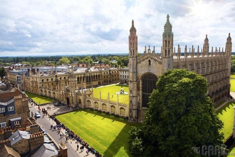 """Cambridge""-ийн их сургууль, Их Британи - 29,927 доллар"