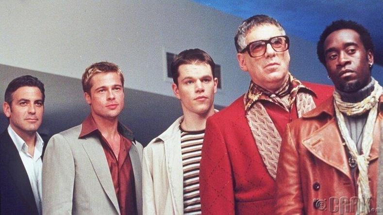 """""""Ocean' eleven"""" (2001)"""