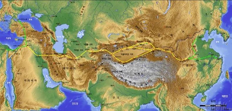 """Silk Road"" - 6.5 тэрбум доллар"
